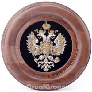 Герб Российской Империи (круг)