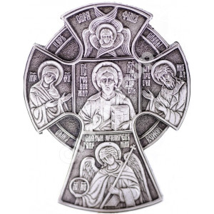 Крестик «Новгородский» (малый)  без дерева